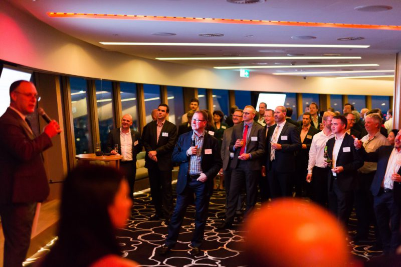 Quick Fire Questions at Arcadis Global City Launch